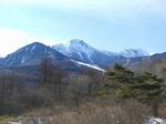 美し森頂上の景色